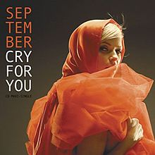 Cry for You (You'll Never See Me Again)